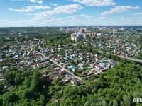 Вид на улицу Кутузова
