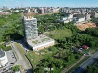 Вид сверху на ул. Дзержинского 5