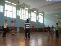 Спортивный зал экономического факультета