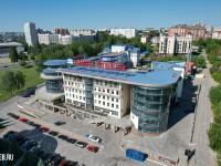Вид сверху на Аван Плаза - ул. Нижегородская 6