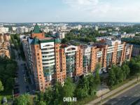 Вид на ул. Спиридона Михайлова 1