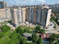 Вид на двор ул. Смирнова 6