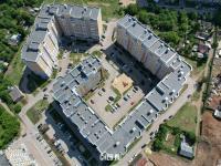 Вид сверху на бульвар Волкова 3