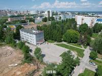 Вид сверху на ул. Карла Маркса 52А