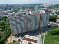 Вид сверху на ул. Ярославская 72
