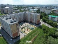 Вид на ул. Николая Рождественского 1