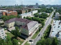 Вид сверху на ул. Текстильщиков 10