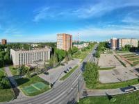 Сферическая панорама: ул. 50 лет Октября, Администрация Калининского района, клуб MegaGalaxy