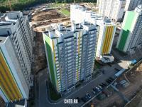 Вид сверху на ул. Таллерова 30