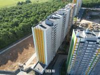 Строительство Позиция 24 Солнечного микрорайона