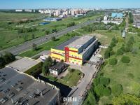 Вид на завод силовых агрегатов