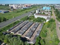 """Вид сверху на ГК """"Дизельпром"""""""