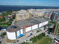 Вид сверху на ГК Автопентхаус - Максима Горького 18А