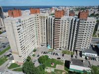 Вид сверху на двор дома Максима Горького 19