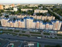 Максима Горького 33 и микрорайон за этим домом