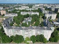 Вид сверху на ул. Пролетарская 5