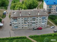 Вид сверху на ул. Максимова 7