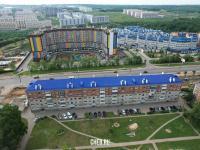 Вид сверху на ул. Гражданская 58