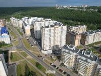 Вид сверху на Финскую долину