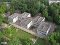 Вид сверху на ул. Грасиса 2А - Детский сад №98