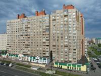 Монолитная высотка на пр. Максима Горького 19