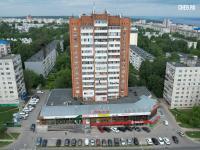 Вид сверху на ул. Гузовского 17