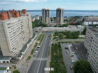 Высотки улицы Гузовского