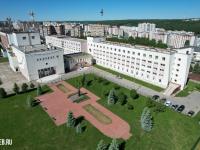 Вид на институт культуры