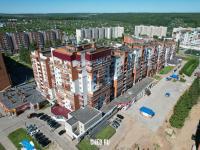 Вид сверху на ул. Мате Залка 11