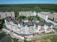 Вид сверху на ул. Чернышевского 20