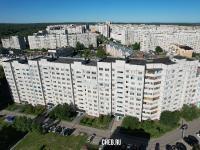 Вид сверху на бульвар Миттова 3