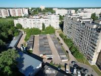 Вид сверху на бульвар Миттова 37А