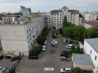 Двор дома ул. Ярославская 30