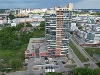 Вид на ул. Дзержинского 5