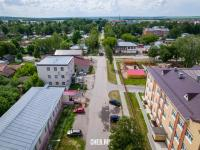 Вид на улицу Красноармейская
