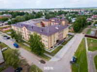 Вид на школу №1 - ул. Красноармейская 2