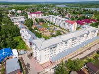 Вид на ул. Крестьянская 8Б - Пятиэтажка
