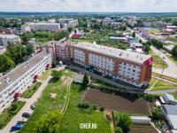 Двор дома ул. 30 лет Победы 2