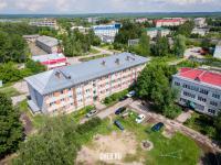 Вид на ул. Молодежная 8А