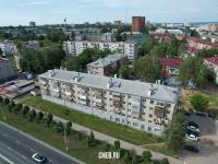 Вид сверху на ул. Калинина 102