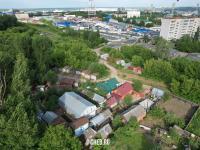 Частный сектор на ул. Янки Купалы