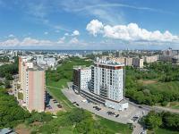 Сферическая панорама: вид с улицы Ярославская