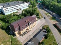 Вид сверху на ул. Мичмана Павлова 78Б