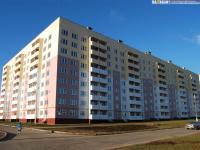 Дом 6к3 по улице Пионерская
