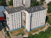 Вид сверху на Эгерский бульвар 24