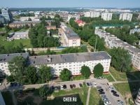 Вид на ул. Хевешская 1к1