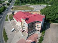 Вид сверху на Вурнарское шоссе 10