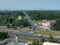 Вид на Вурнарское шоссе