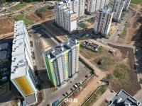 Вид сверху на ул. Таллерова 12