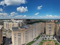 Сферическая панорама: Внутри домов - ул. Университетская 38к1 и 38к2